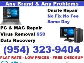 Onsite Computer Repair Specialist + Free Diagnostic