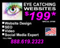 Websites $199* call now 888-619-2323
